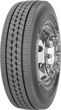 Celoletna GOODYEAR 385/65R22.5 KMAX S 160K158L 3PSF