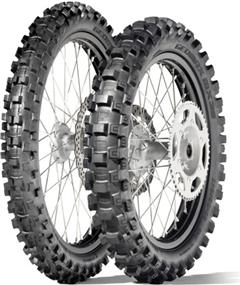 DUNLOP 70/100-10 41J TT GEOMAX MX3S