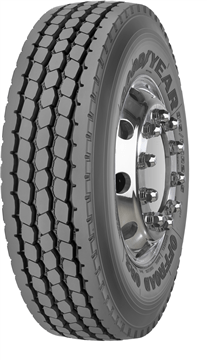Celoletna GOODYEAR 315/80R22.5 OFFROAD ORS 156/150K M+S